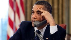 اتصالات اوباما