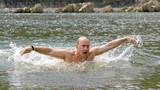 جسد بوتين