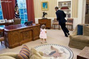 طفولة اوباما