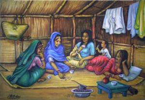 cce02e28f يعتبر معلم من معالم المجتمع السوداني سواء اكان داخل السودان وخارجه وهي  علامة من علامات تجمع بين الاهل والاحباب والجيران والاصدقاء .