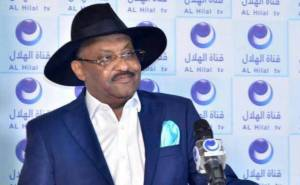 bdc80bd6b المحكمة الدستورية تطيح بالكاردينال من رئاسة نادي الهلال السوداني